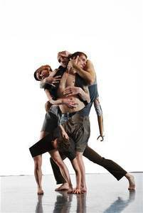 Candoco Dance Company Turning Twenty - Anniversary Bill Credit Hugo Glendinning