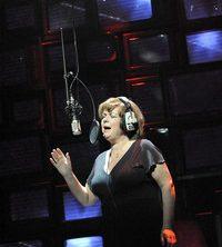 Elaine C Smith as Susan Boyle in I Dreamed A Dream