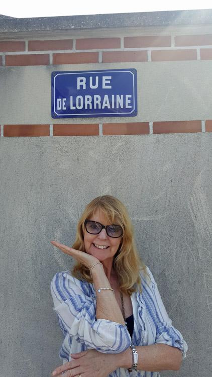 Lorraine in Epernay