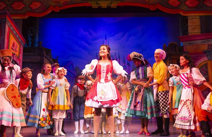 Cinderella Photo: Phil Tragen