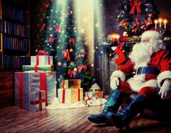 A Christmas Tale in Heaton Hall