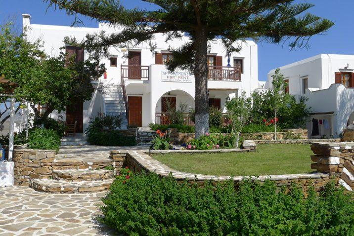 Naxos - Birikos Apts