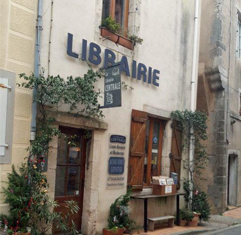 Book Shop Montolieu