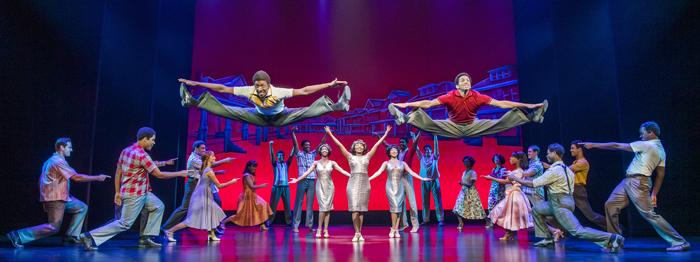 Motown The Musical, UK Tour. Credit: Tristram Kenton