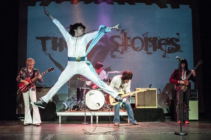 Rolling Stones Tribute Act 70s Stones