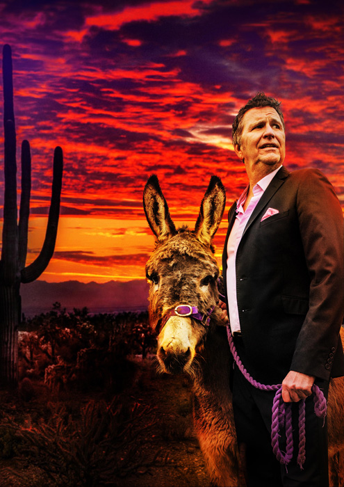 Stewart Francis Into the Punset Farewell tour