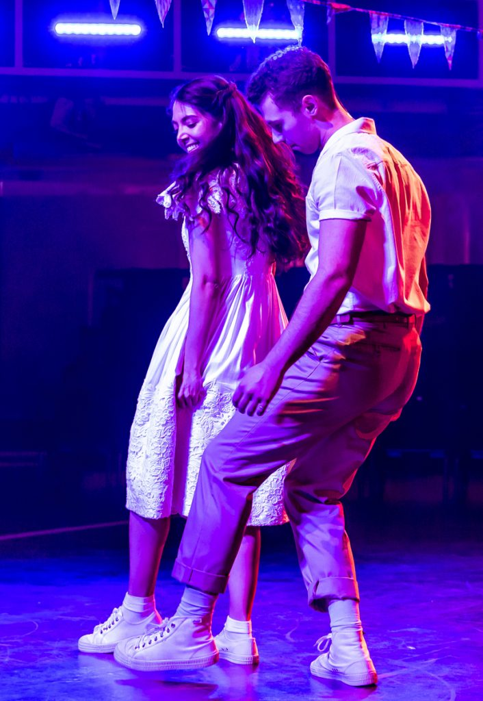 West Side Story - Gabriela Garcia (Maria) & Andy Coxon (Tony) ©Richard Davenport: The Other Richard