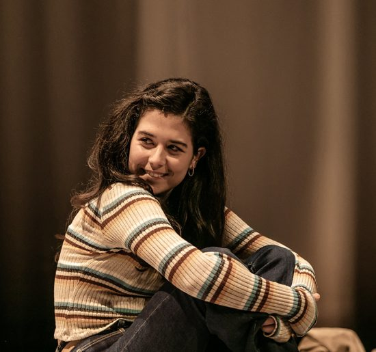 Norah Lopez Holden in Equus ©The Other Richard