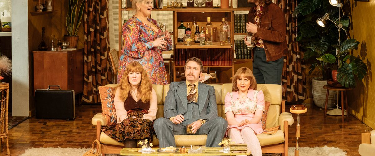 Jodie Prenger, Rose Keegan, Dan Casey, Vicky Binns, Calum Callaghan - Abigail's Party