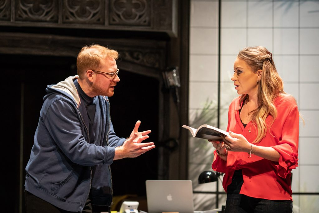 THE HOUSE ON COLD HILL - Charlie Clements, Rita Simons - ©Helen Maybanks