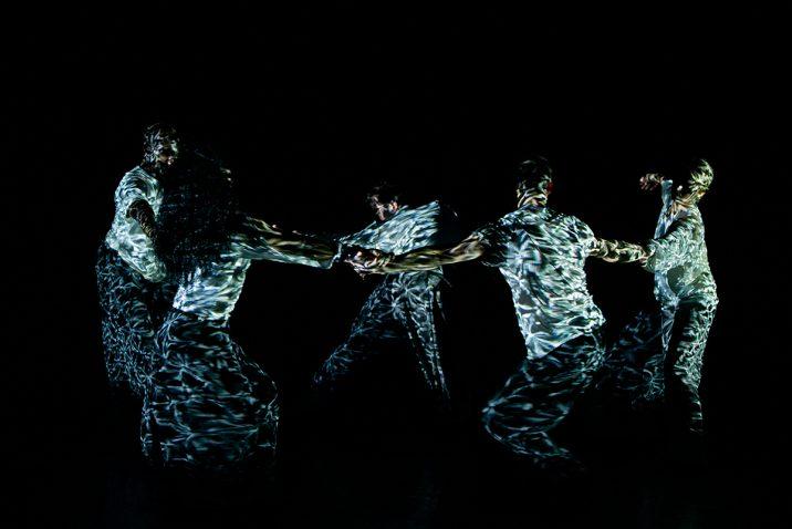 Silent Lines -Alethia Antonia; Will Thompson; Edd Arnold; Grace Jabbari; Moronfoluwa Odimayo ©Martin Collin