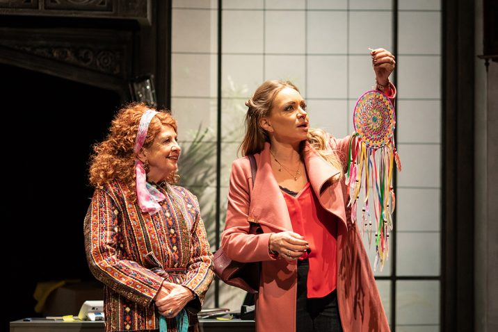 THE HOUSE ON COLD HILL - Tricia Deighton, Rita Simons - cHelen Maybanks