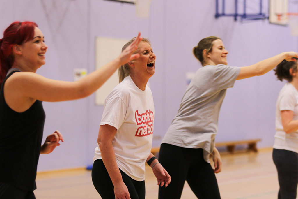 Back to Netball at Oasis Academy
