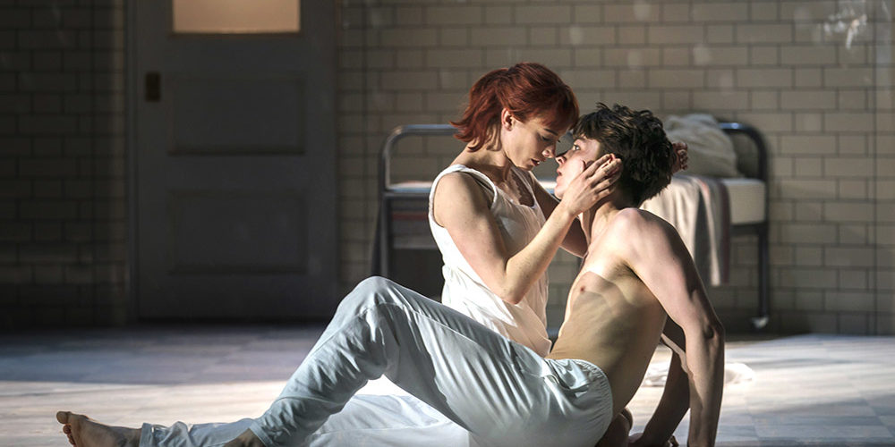 ROMEO AND JULIET Rehearsal Images. Credit: Johan Persson