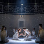 Matthew Bourne's Romeo and Juliet. Credit: Johan Persson