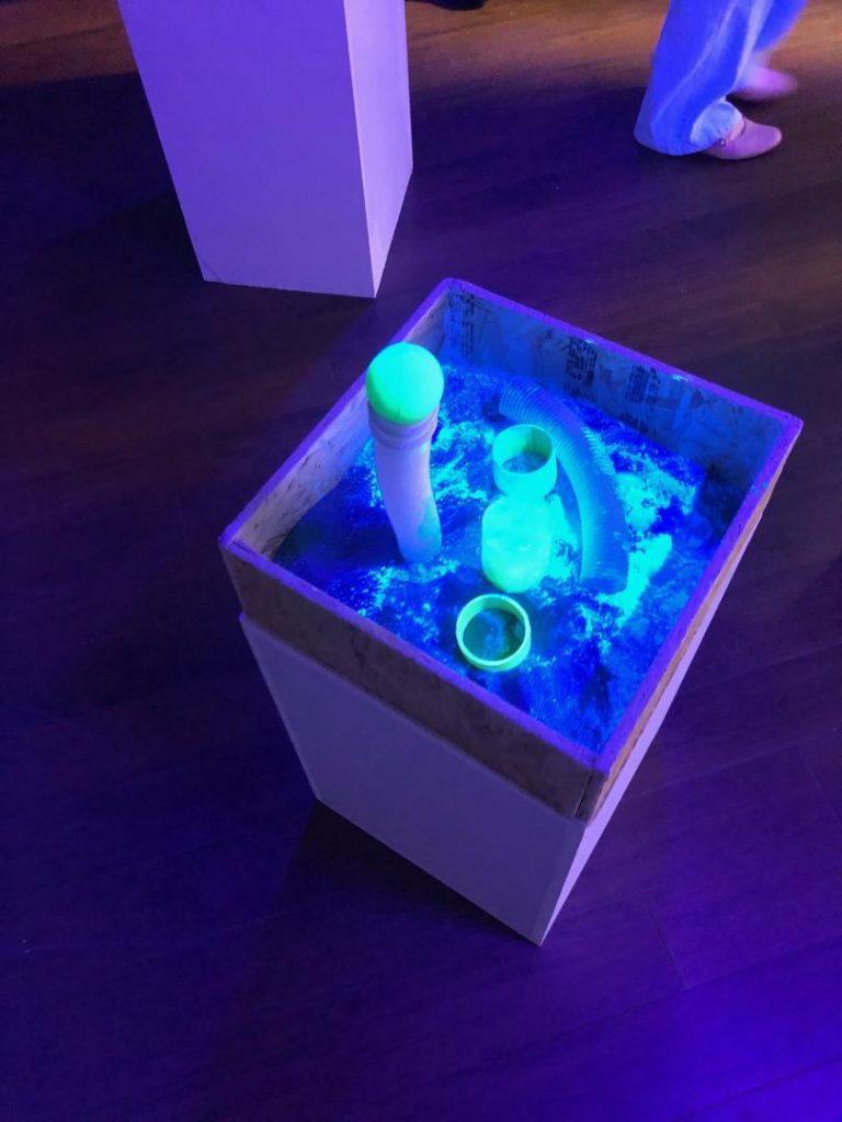 Re:flect interactive exhibition