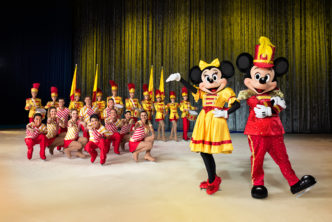 Disney on Ice 100 Years of Magic