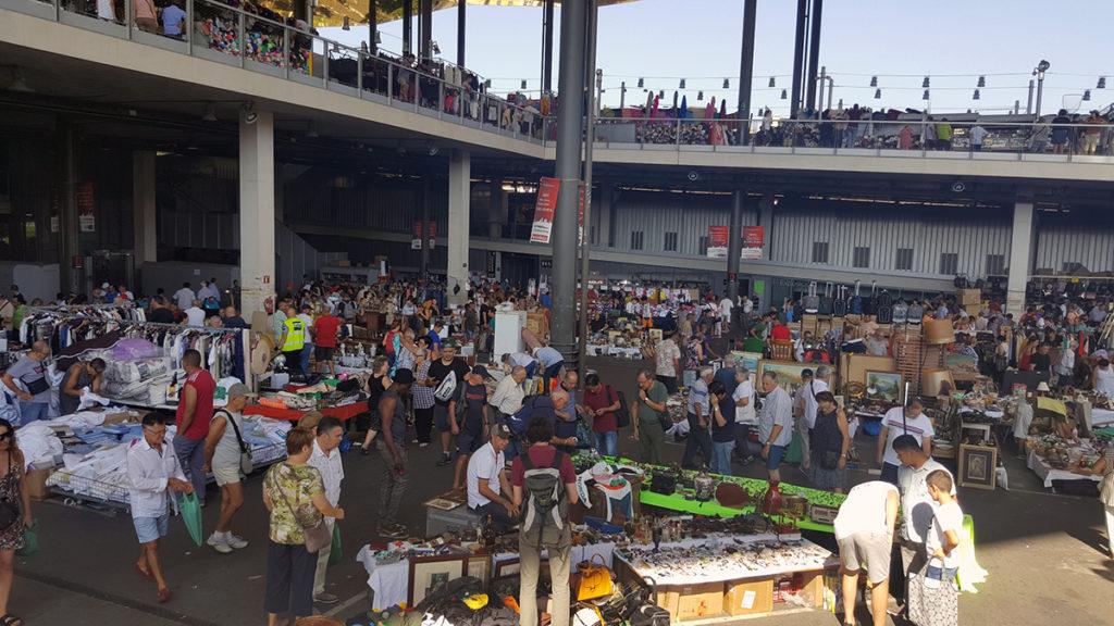 Flea Market Mercat dels Encants
