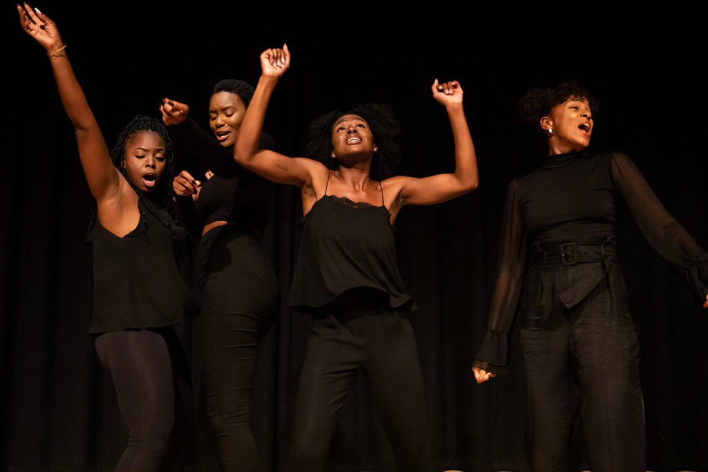 Queens of Sheba - photo by Ali Wright
