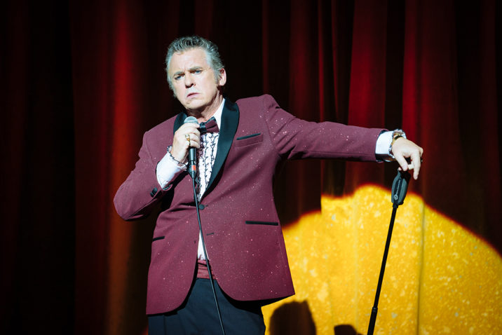The Entertainer - Shane Richie as Archie Price Credit: Helen Murray