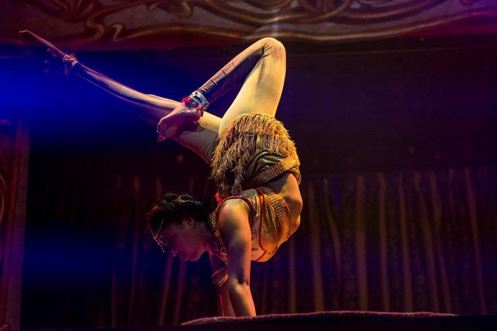 Circus 1903. Photo credit Manuel Harlan