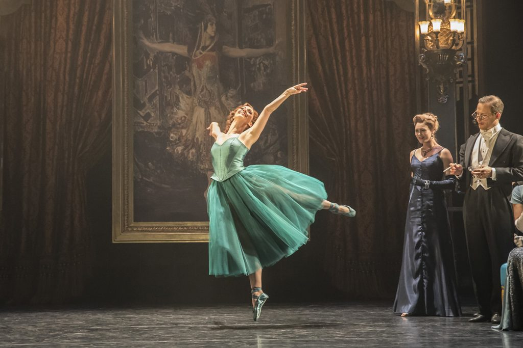 The Red Shoes Ashley Shaw 'Victoria Page'. Photo by Johan Persson