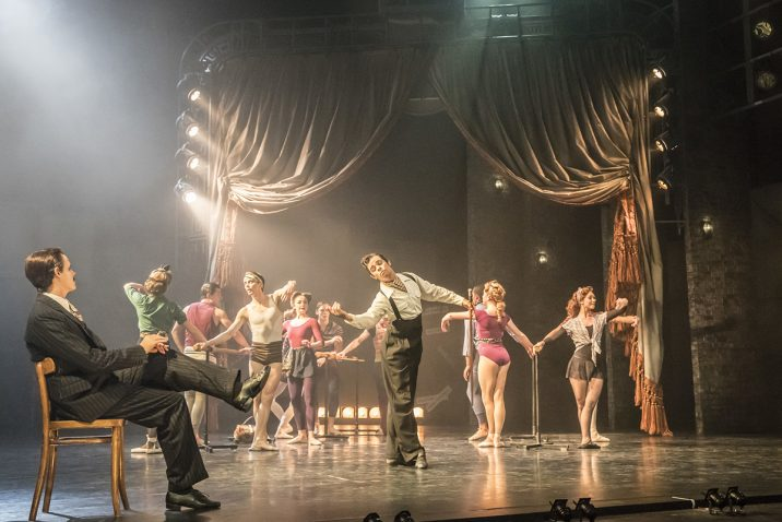 THE RED SHOES by Matthew Bourne Credit: Johan Persson