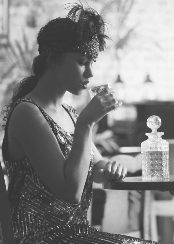 Michaela Bennison in Lady of Jazz