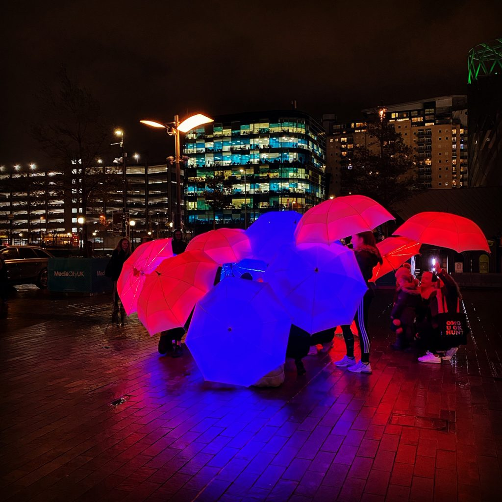 Lightwaves 2019 The Umbrella Project