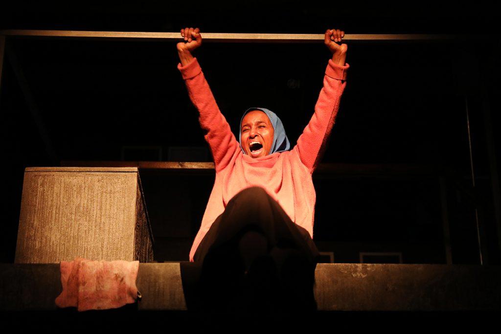 CUTTIN' IT - Hermon Berhane (Iqra) - Image Anneka Morley