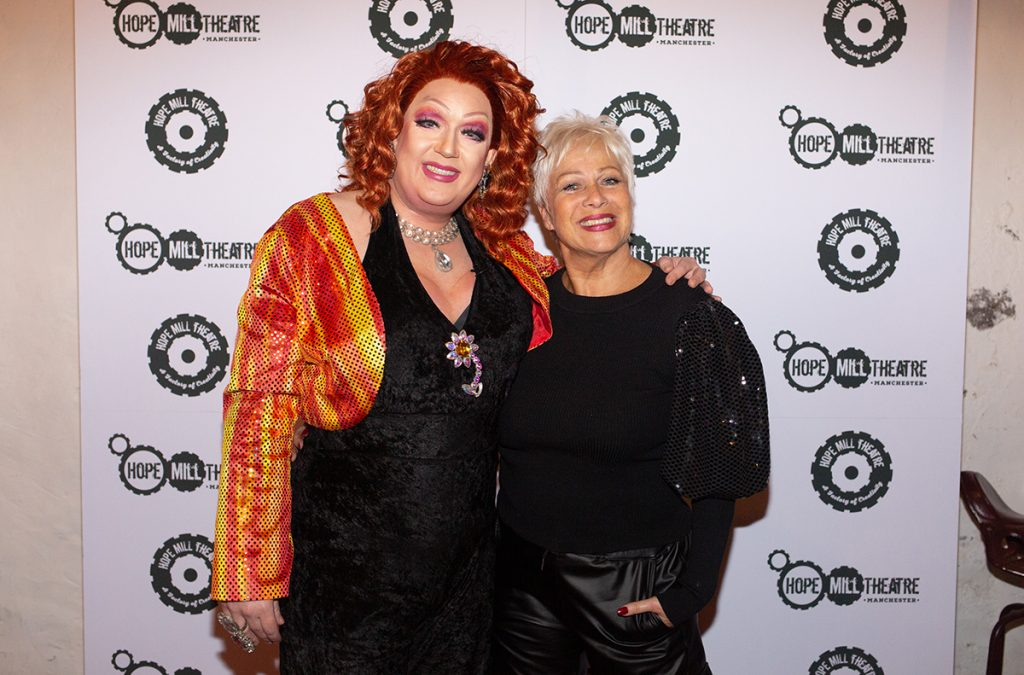 Belinda Scandal & Denise Welch Photo Nikki Cotter