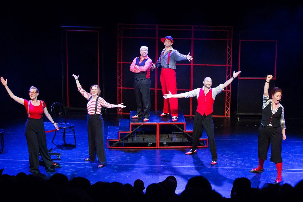 Showstopper! The Improvised Musical at Edinburgh Fringe Festival 2018, The Pleasance,