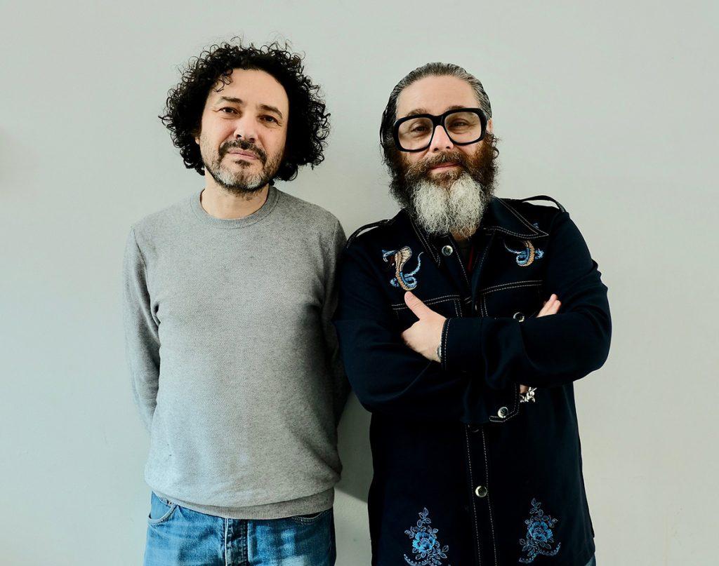 Andy Nyman and Jeremy Dyson