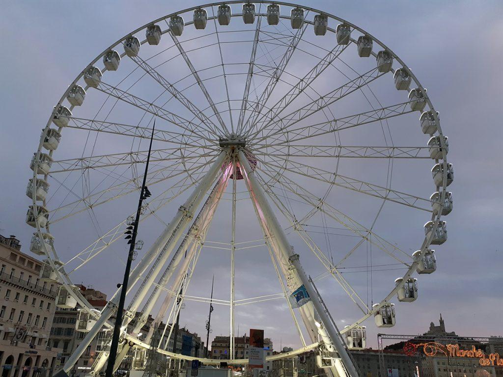 Big Wheel at Vieille-Port