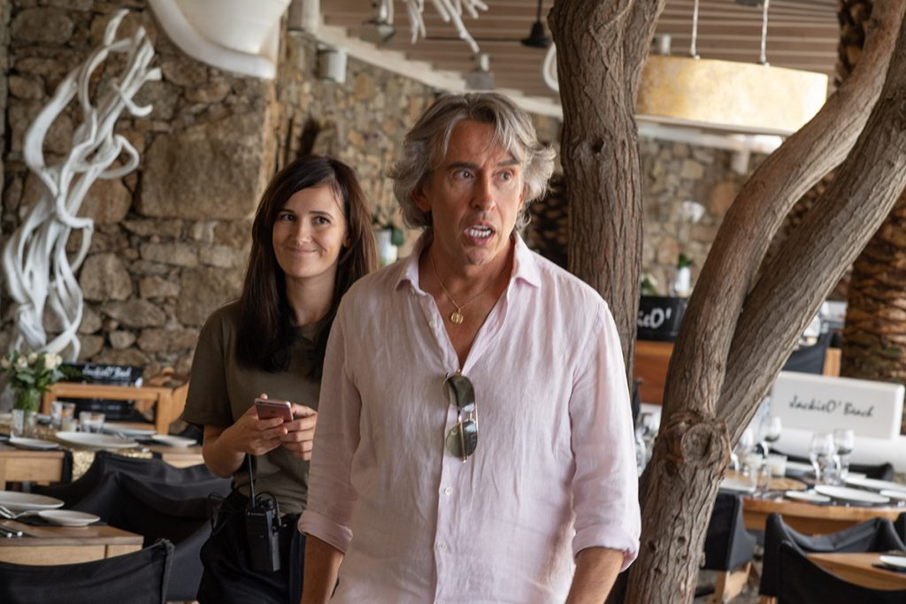Steve Coogan in Greed