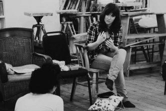 Writer Gemma Langford