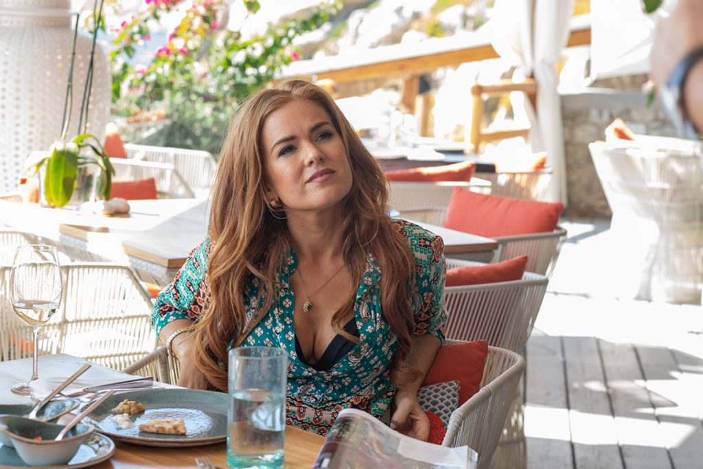 Isla Fisher in Greed