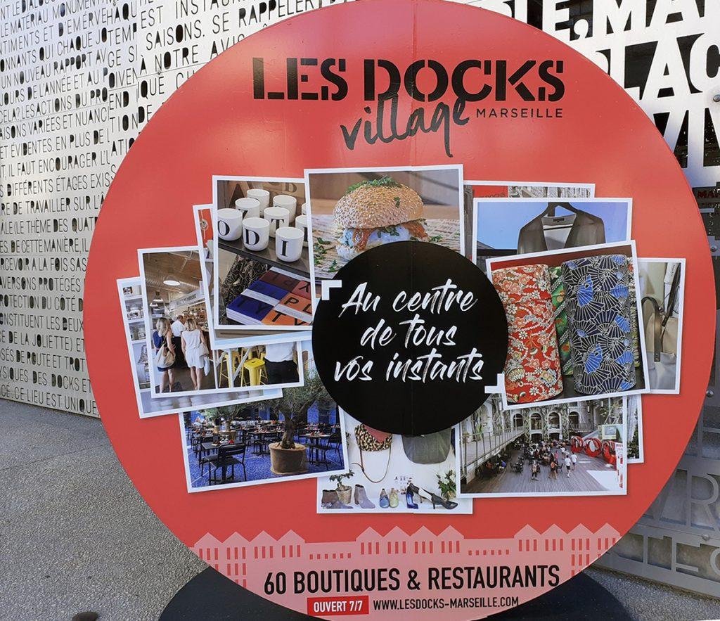 Les Docks, Marseille