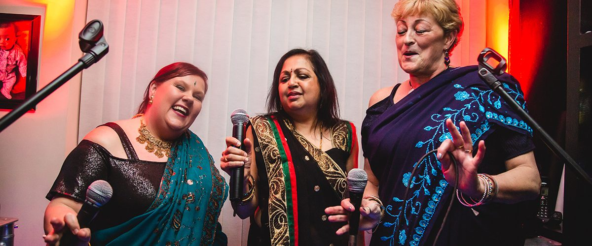 Festival in My House, Curry-oke - image credit Rob Connor