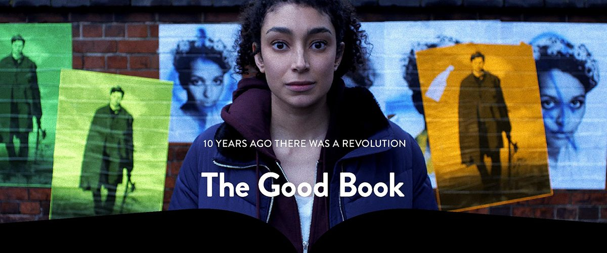 The Good Book film poster
