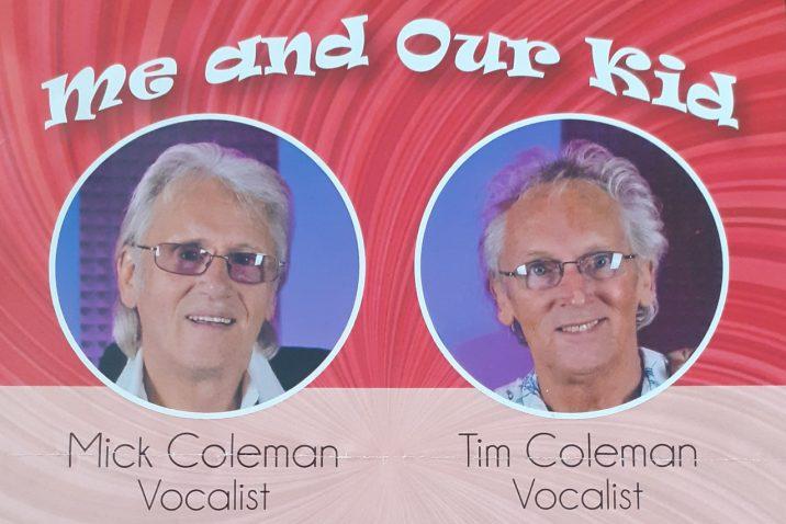 Mick and Tim Coleman