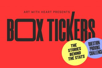 Box Tickers Podcast Art With Heart