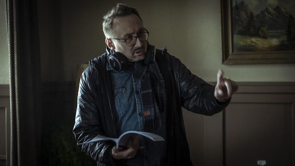 Director and Screenwriter Maciej Barczewski Photo by Robert Palka