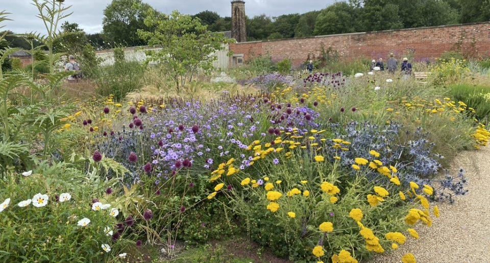Walled Garden at RHS Garden Bridgewater