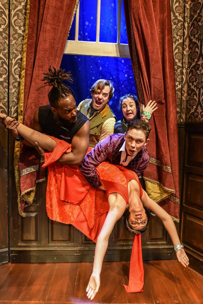 The Play that Goes Wrong Copyright: Robert Day