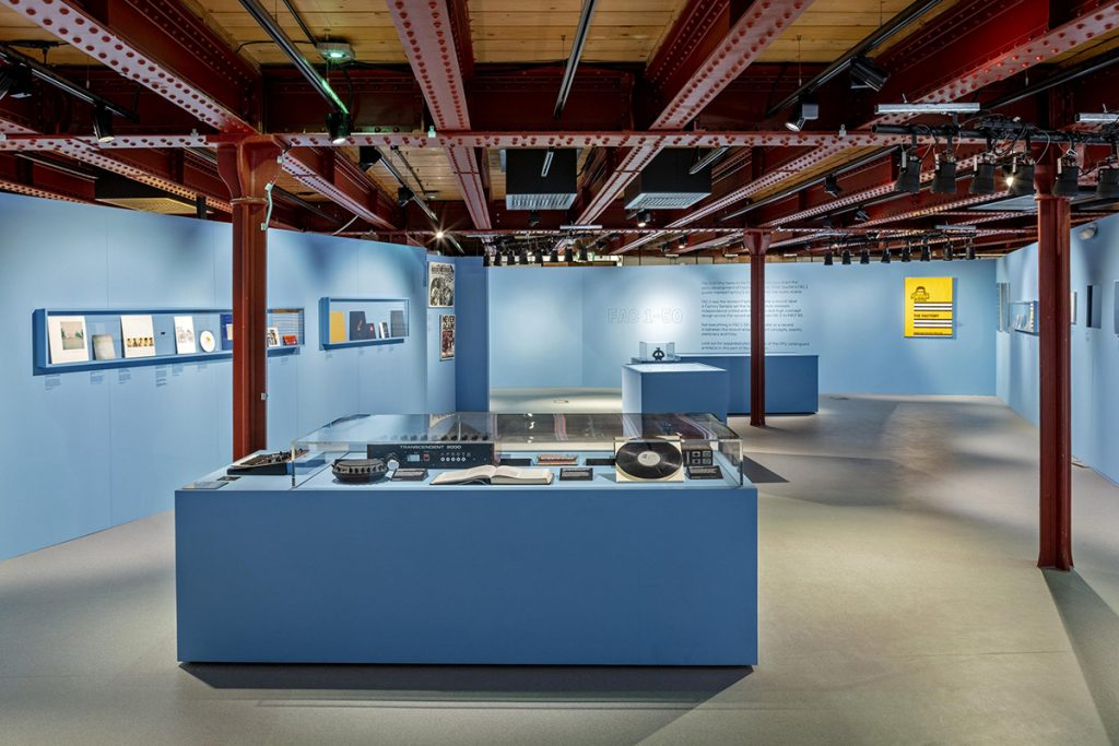 Fac 1-50 room in Use Hearing Protection at the Science and Industry Museum (4)