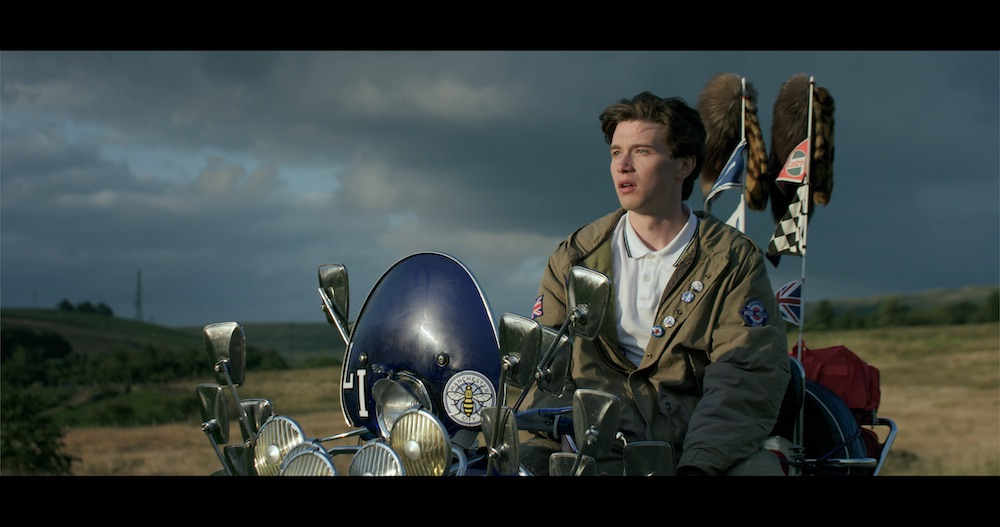 Patrick McNamee in The Pebble and The Boy. Munro Films