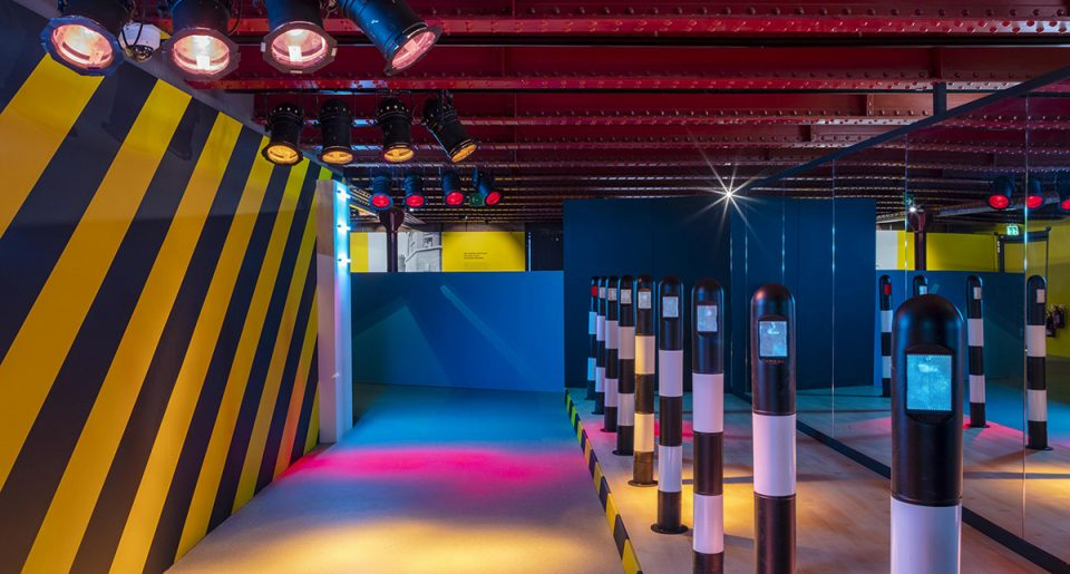 Leave Use Hearing protection via The Hacienda at The Science and Industry Museum