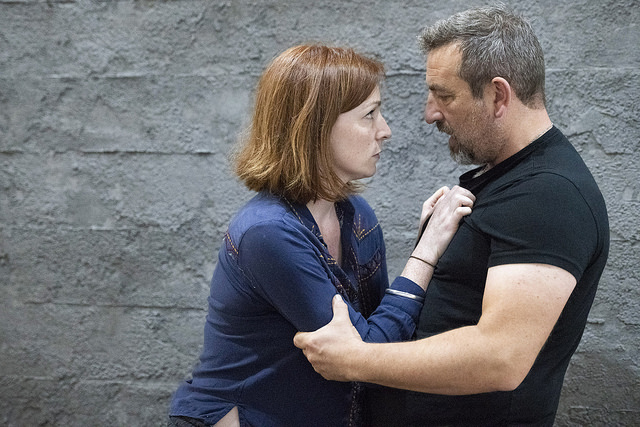 Kirsty Besterman (Lady Macbeth) and Michael Nardone (Macbeth)_credit Richard Hubert Smith