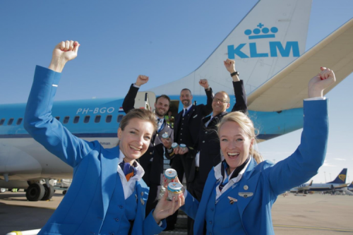 KLM 80th